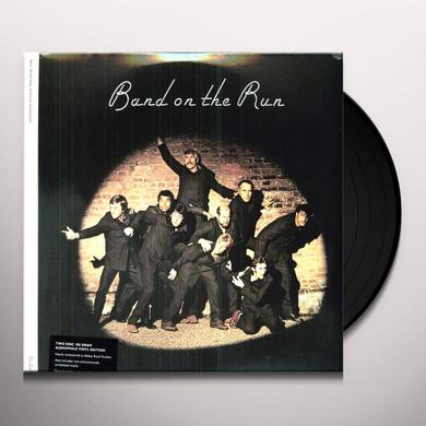 Paul Mccartney BAND ON THE RUN Vinyl Record - 180 Gram Pressing, Remastered