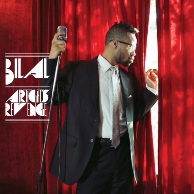 Bilal AIRTIGHT'S REVENGE Vinyl Record - Digital Download Included