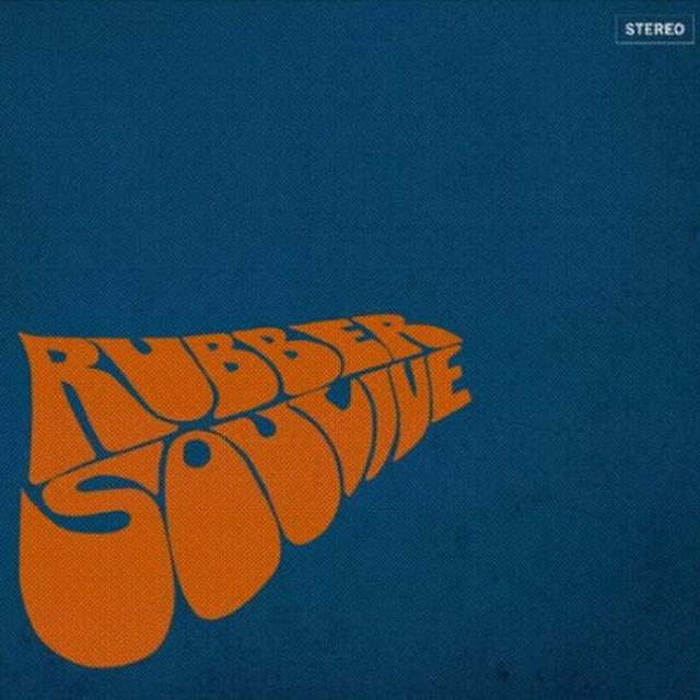 Soulive RUBBER Vinyl Record