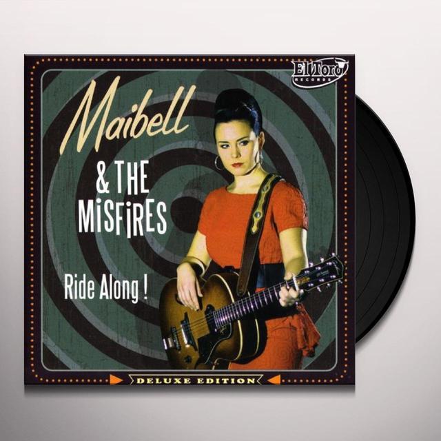 Maibell & Misfires RIDE ALONG Vinyl Record
