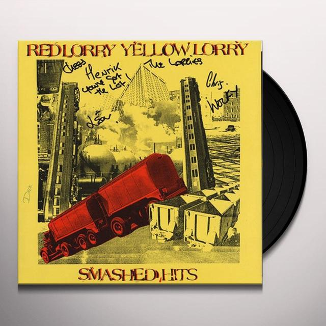 Red Lorry Yellow Lorry SMASHED HITS Vinyl Record