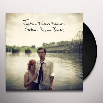 Justin Townes Earle HARLEM RIVER BLUES Vinyl Record