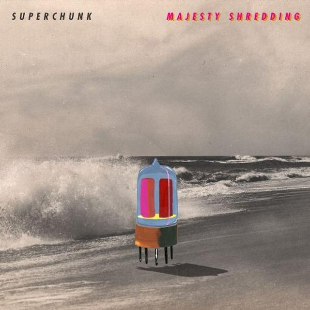 Superchunk MAJESTIC SHREDDING Vinyl Record