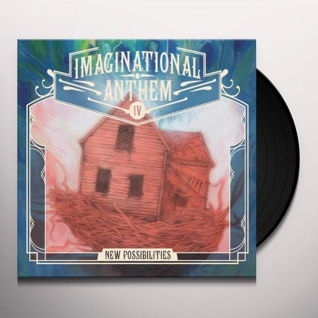 IMAGINATIONAL ANTHEM 4: NEW POSSIBILITIES / VAR Vinyl Record