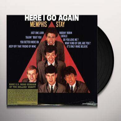 The Hollies HERE I GO AGAIN Vinyl Record