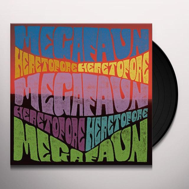 Megafaun HERETOFORE Vinyl Record