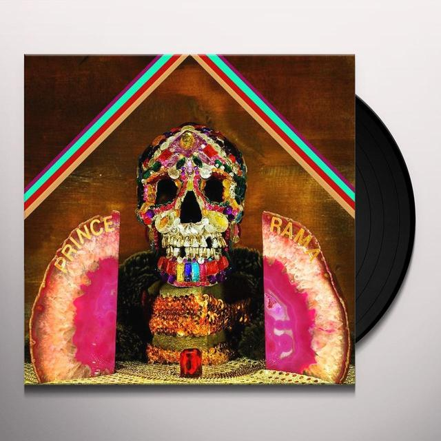 Prince Rama SHADOW TEMPLE Vinyl Record