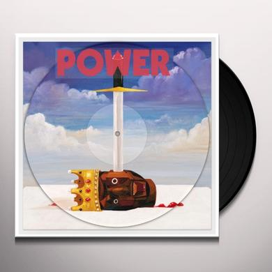 Kanye West POWER (PICTURE DISC) Vinyl Record - Picture Disc