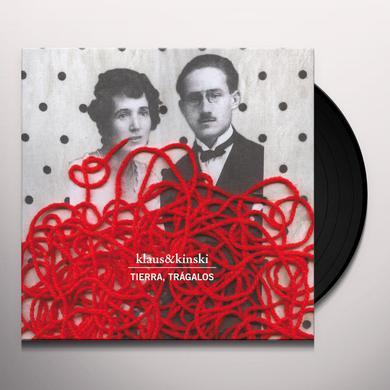 Klaus & Kinski TIERRA TRAGALOS Vinyl Record