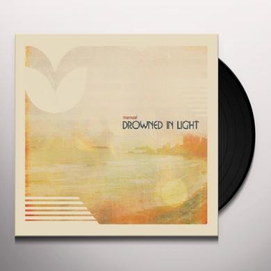 Manual DROWNED IN LIGHT Vinyl Record - w/CD