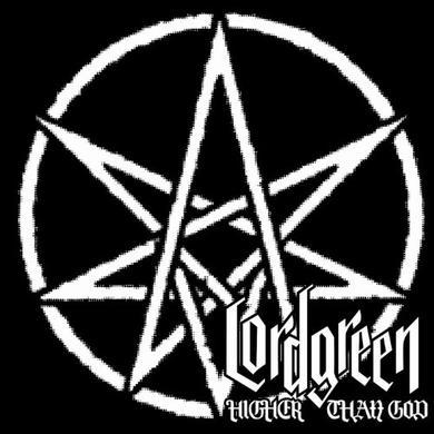 Lord Green HIGHER THAN GOD Vinyl Record
