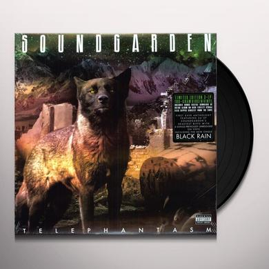 Soundgarden TELEPHANTASM: A RETROSPECTIVE Vinyl Record