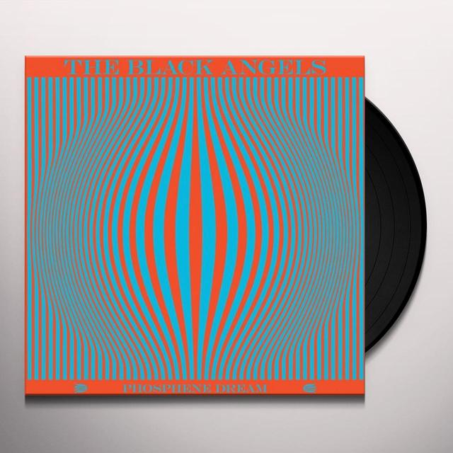 Black Angels PHOSPHENE DREAM Vinyl Record - 180 Gram Pressing