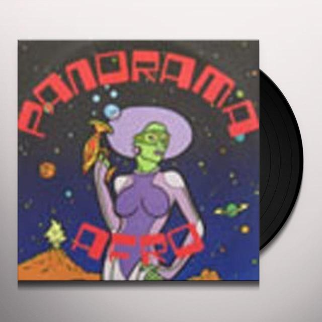 Panorama Afro AFRO JUSTICE Vinyl Record
