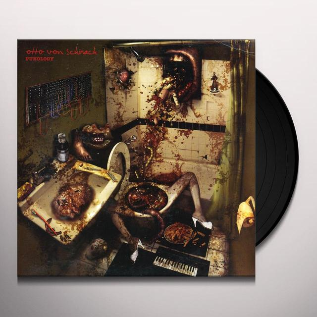 Otto Von Schirach PUKEOLOGY Vinyl Record