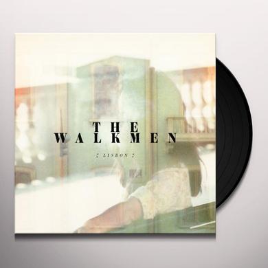 Walkmen LISBON Vinyl Record