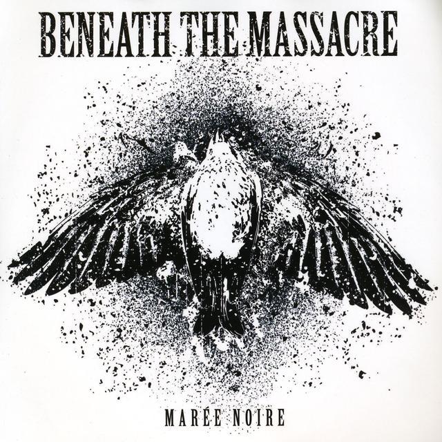 Beneath The Massacre MAREE NOIRE (EP) Vinyl Record