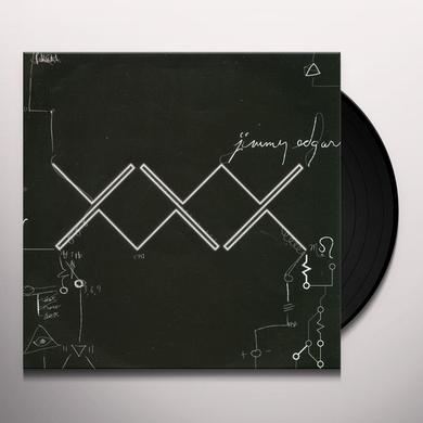 Jimmy Edgar XXX Vinyl Record