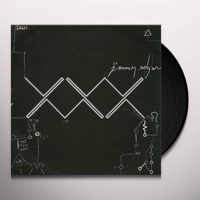 Jimmy Edgar XXX Vinyl Record