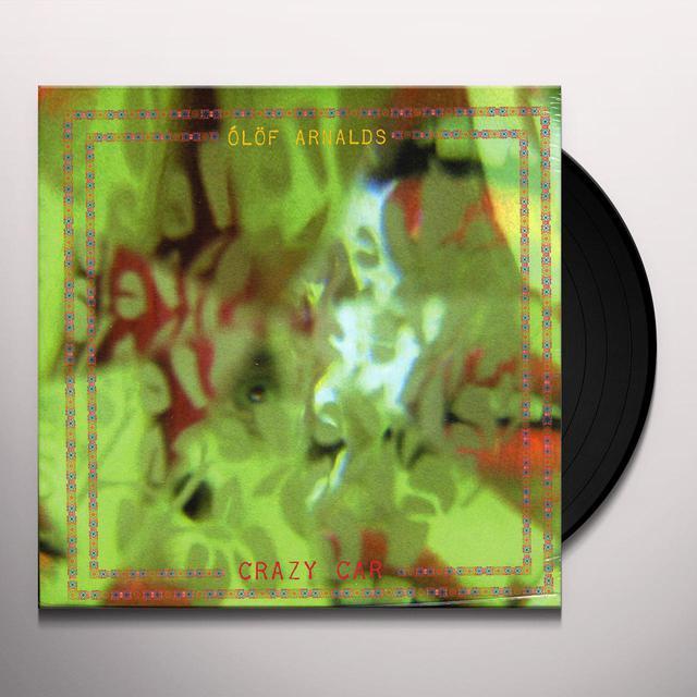 Ólöf Arnalds CRAZY CAR Vinyl Record