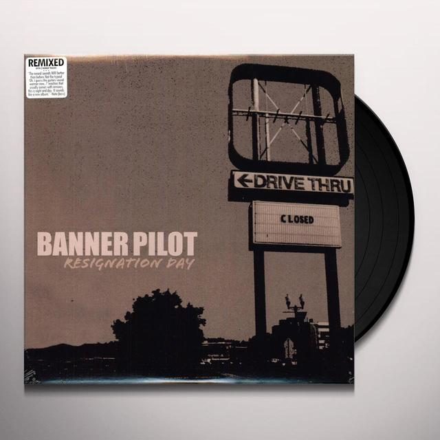 Banner Pilot RESIGNATION DAY Vinyl Record