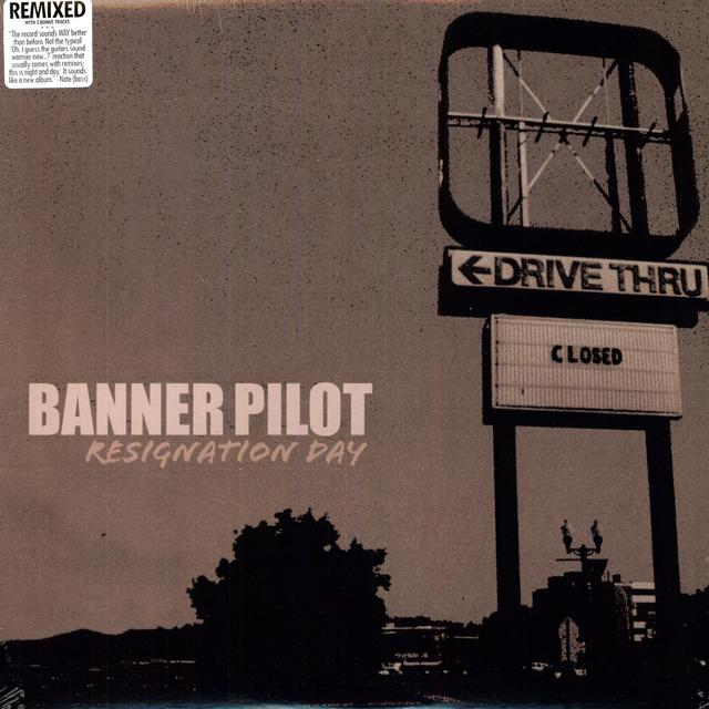 Banner Pilot RESIGNATION DAY Vinyl Record