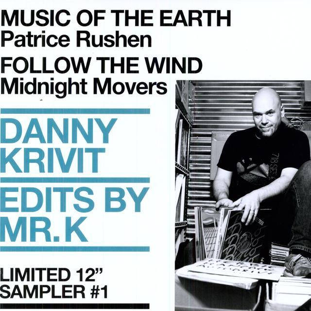 Danny Krivit EDITS BY MR K 2: MUSIC OF THE EARTH 1 Vinyl Record