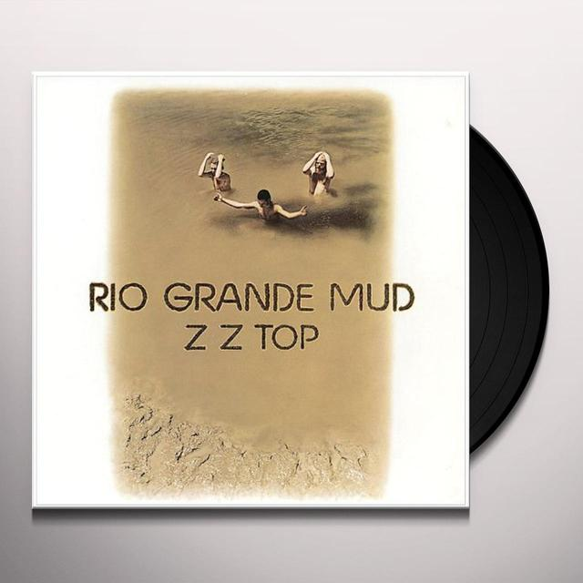 ZZ Top RIO GRANDE MUD Vinyl Record - 180 Gram Pressing