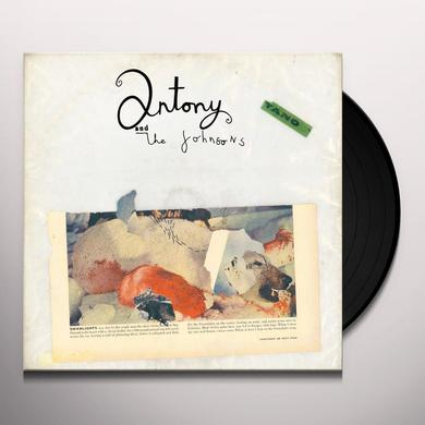 Antony and the Johnsons SWANLIGHTS Vinyl Record