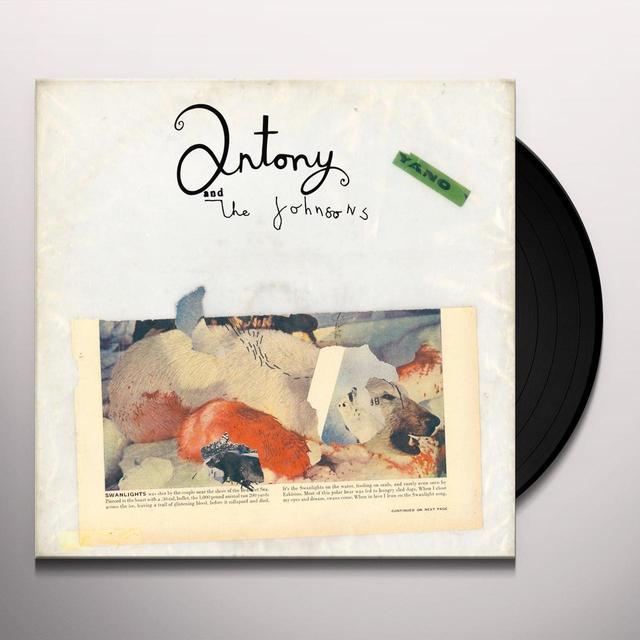 Antony and the Johnsons SWANLIGHTS Vinyl Record