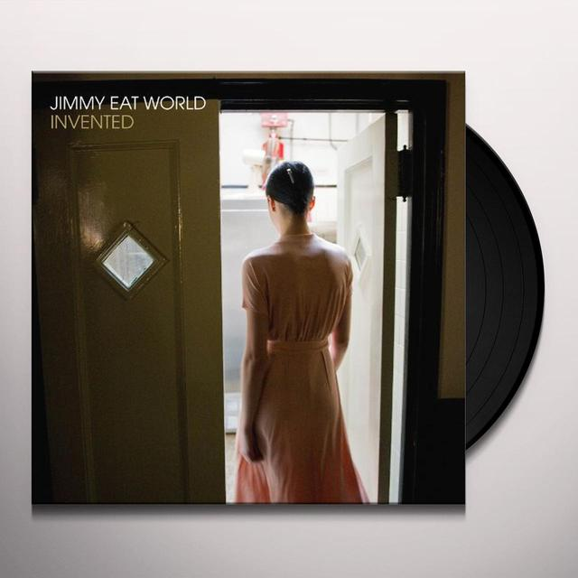 Jimmy Eat World INVENTED Vinyl Record - 180 Gram Pressing