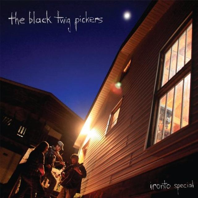 Black Twig Pickers IRONTO SPECIAL Vinyl Record - Digital Download Included