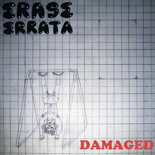 Erase Errata DAMAGED Vinyl Record