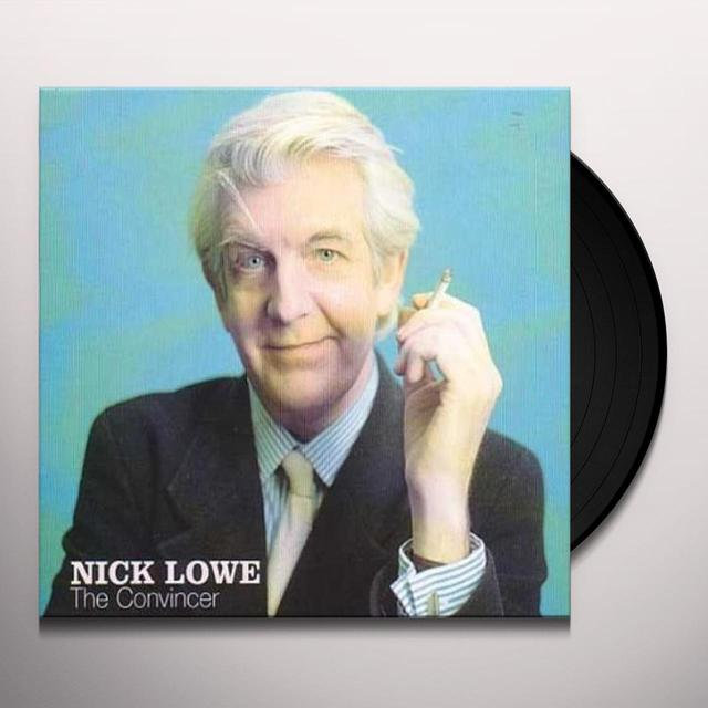 Nick Lowe CONVINCER Vinyl Record