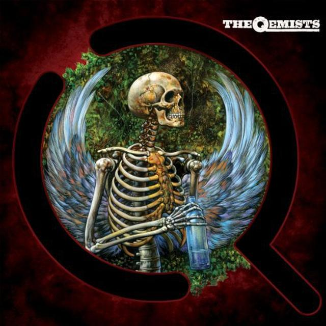 The Qemists SPIRIT IN THE SYSTEM Vinyl Record