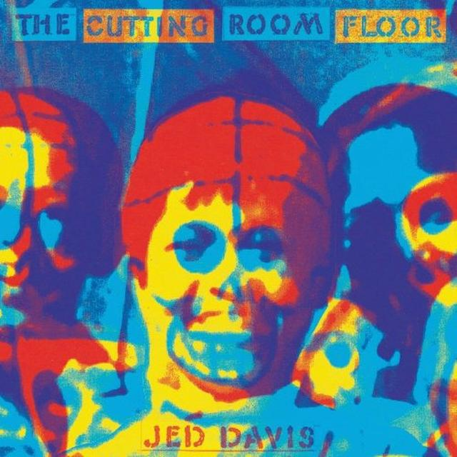 Jed Davis CUTTING ROOM FLOOR Vinyl Record