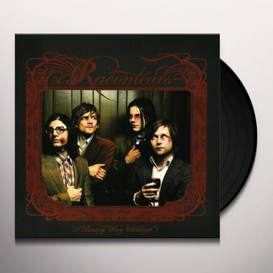 The Raconteurs BROKEN BOY SOLDIERS Vinyl Record