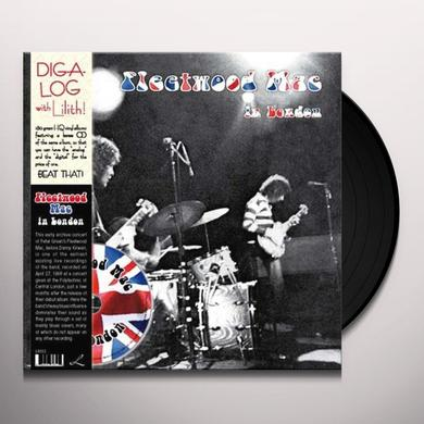 Fleetwood Mac IN LONDON Vinyl Record - 180 Gram Pressing