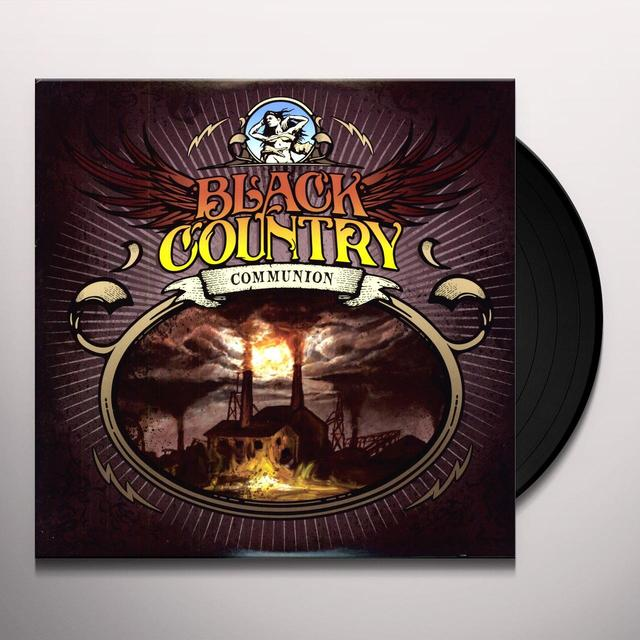 BLACK COUNTRY COMMUNION Vinyl Record