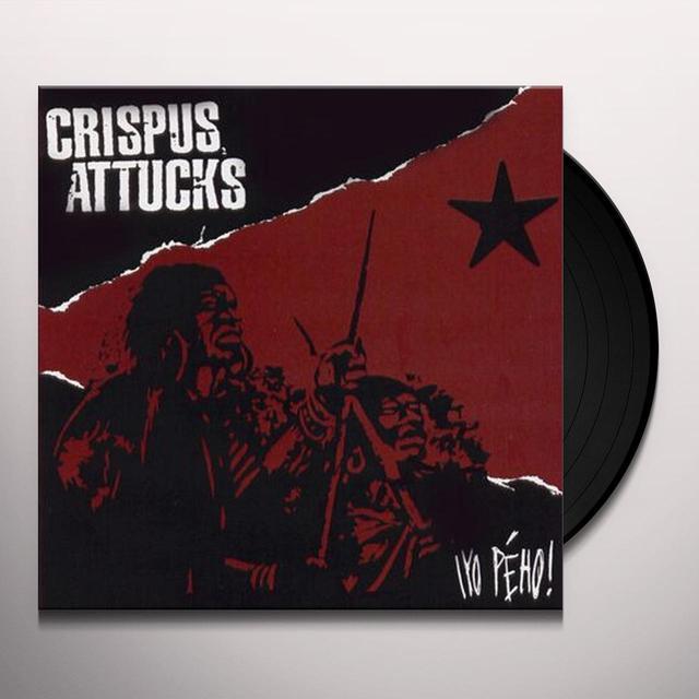 Crispus Attucks YO PEHO Vinyl Record