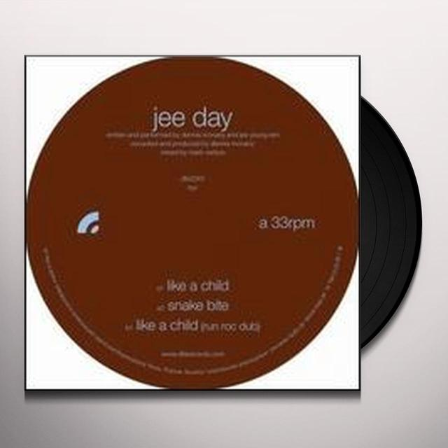 Jee Day LIKE A CHILD (Vinyl)