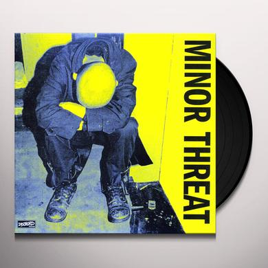 """Minor Threat FIRST 2 7""""S (EP) Vinyl Record - MP3 Download Included"""