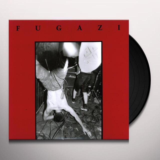 Fugazi SEVEN SONGS Vinyl Record
