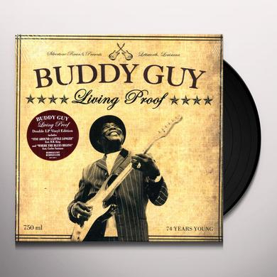 Buddy Guy LIVING PROOF Vinyl Record