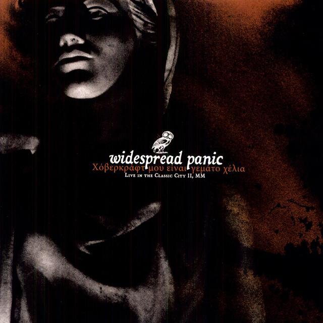 Widespread Panic LIVE IN THE CLASSIC CITY II (W/CD) (Vinyl)