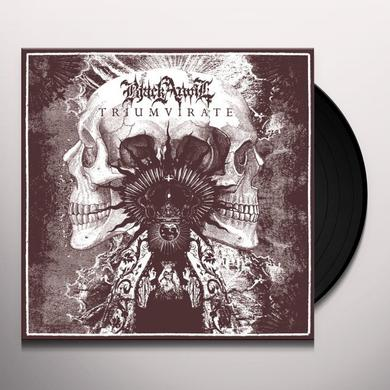 Black Anvil TRIUMVIRATE Vinyl Record