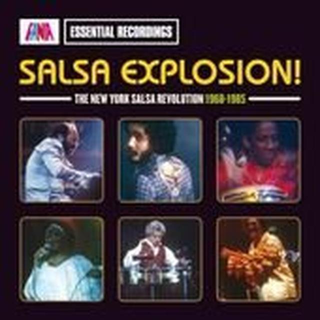 FANIA ESSENTIAL: SALSA EXPLOSION / VARIOUS Vinyl Record