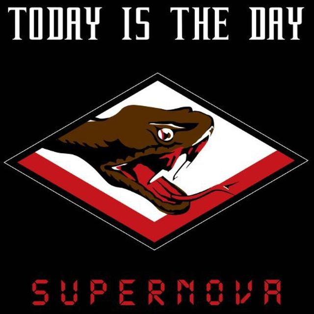 Today Is The Day SUPERNOVA Vinyl Record