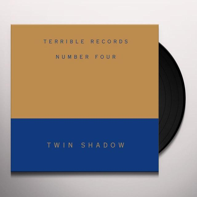 Twin Shadows / Violens SPLIT Vinyl Record