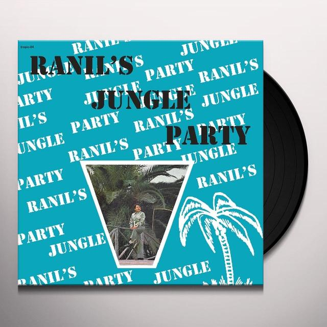 Ranil Y Su Conjunto Tropical RANIL'S JUNGLE PARTY (Vinyl)
